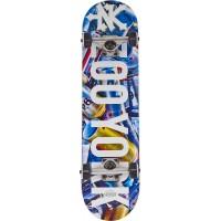 "Skateboard Zoo York Logo 7.625"" Complete 2019"