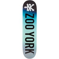 "Skateboard Zoo York Logo 7.75"" Desc Only 2019"