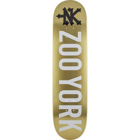 "Zoo York Skateboard Deck Logo 8.375/"" energy"