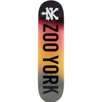 "Skateboard Zoo York Logo 8.25"" Desc Only 2019"
