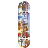"Skateboard Zoo York City 7.625"" Complete 2019"
