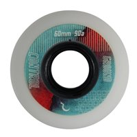 Ground control Wheel 60mm 90A White 2019