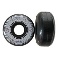 Ground control Nautic Mirror Wheel 57mm 90A Black 2019