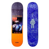 "Habitat Nasa Delatorre 8.375"" Deck Only 2019"