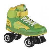 Powerslide Quad Skates Player Adult, Green