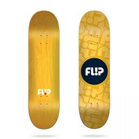 """Flip Odyssey Cell Yellow 8.0"""" Deck Only 2019"""