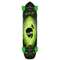 """Moonshine Outlaw Black/Green 38.25\\"""" - Complete 2019"""