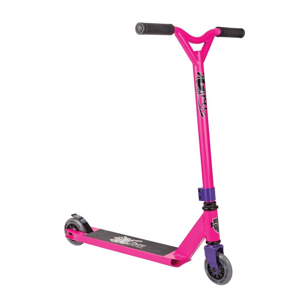 Grit Atom Pro Stunt Scooter Pink Purple 2019