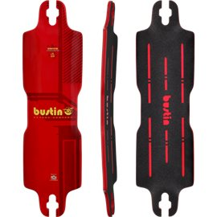 Bustin Limited Edition Sportster Red - Deck Onlypersonaliser