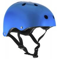 Sfr Essentials Helmet Gloss Metallic Blue 2019