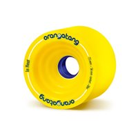 Orangatang In Heat Wheels 75mm 86a Jaune 2019