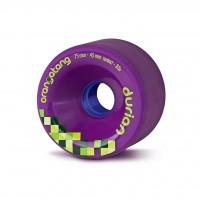Orangatang Wheels Durian 75mm 83a Violet 2019