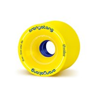 Orangatang Wheels 4President 70mm 86a Jaune 2019
