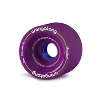 Orangatang Wheels 4President 70mm 83a Violet 2019