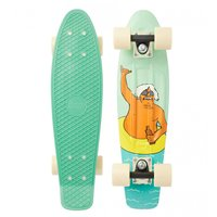 "Penny Skateboard Chuck Shaka 22"" -complete 2019"