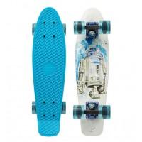 "Penny Skateboard R2D2 22"" - complete 2019"