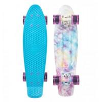 "Penny Skateboard Cracked Dye 22"" - complete 2019"