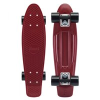 "Penny Skateboard Burgundy 22"" - complete 2019"