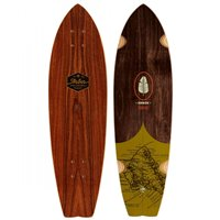 """Arbor Groundswell Sizzler 32"""" Deck 2019"""