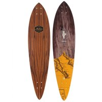 """Arbor Performance Groundswell Fish 37"""" Deck 2019"""