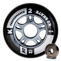 K2 84 MM Performance Wheel 8-pack /ilq 7 2019