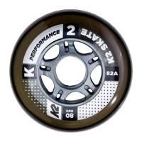 K2 80 MM Performance Wheel 4-pack 2019