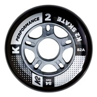 K2 84 MM Performance Wheel 4-pack 2019