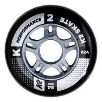 K2 84 MM Performance Wheel 4-pack 2019