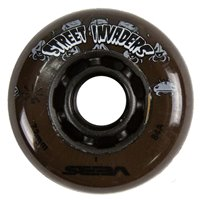 Seba Street Invader Wheel 72mm /84A X1 Brown