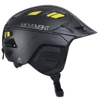 Movement 3Tech Freeride Black/Lime 2019