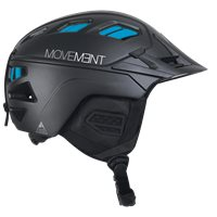 Movement 3Tech Freeride Black/Blue 2019