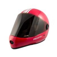 Predator DH-6 Skate Helmet - Red 2019