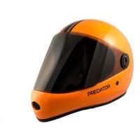Predator DH-6 Skate Helmet - Orange