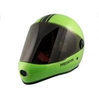 Predator DH-6 Skate Helmet - Lime