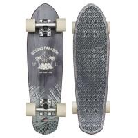 Skateboard Globe Bantam Evo 24'' - Black Maple - Complete 2019