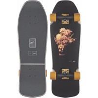 Skateboard Globe Glb-Blaster 30'' - Black Shade / Mustard - Complete 2019