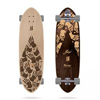 "Yow Noosa 35"" - Classic Series Surfskate - Complet 2019"