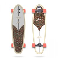 "Yow Malibú 36"" - Classic Series Surfskate - Complet 2019"
