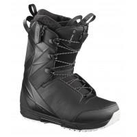 Boots Snowboard Salomon Malamute Black 2020