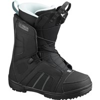 Boots Snowboard Salomon Scarlet W Black/Black 2020
