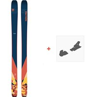 Ski Faction Chapter 2.0 2020 + Fixations de skiFCSK20-CH20-ZZ