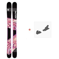 Ski Faction Prodigy 0.5 2020 + Fixations de skiFCSK20-PR5-ZZ