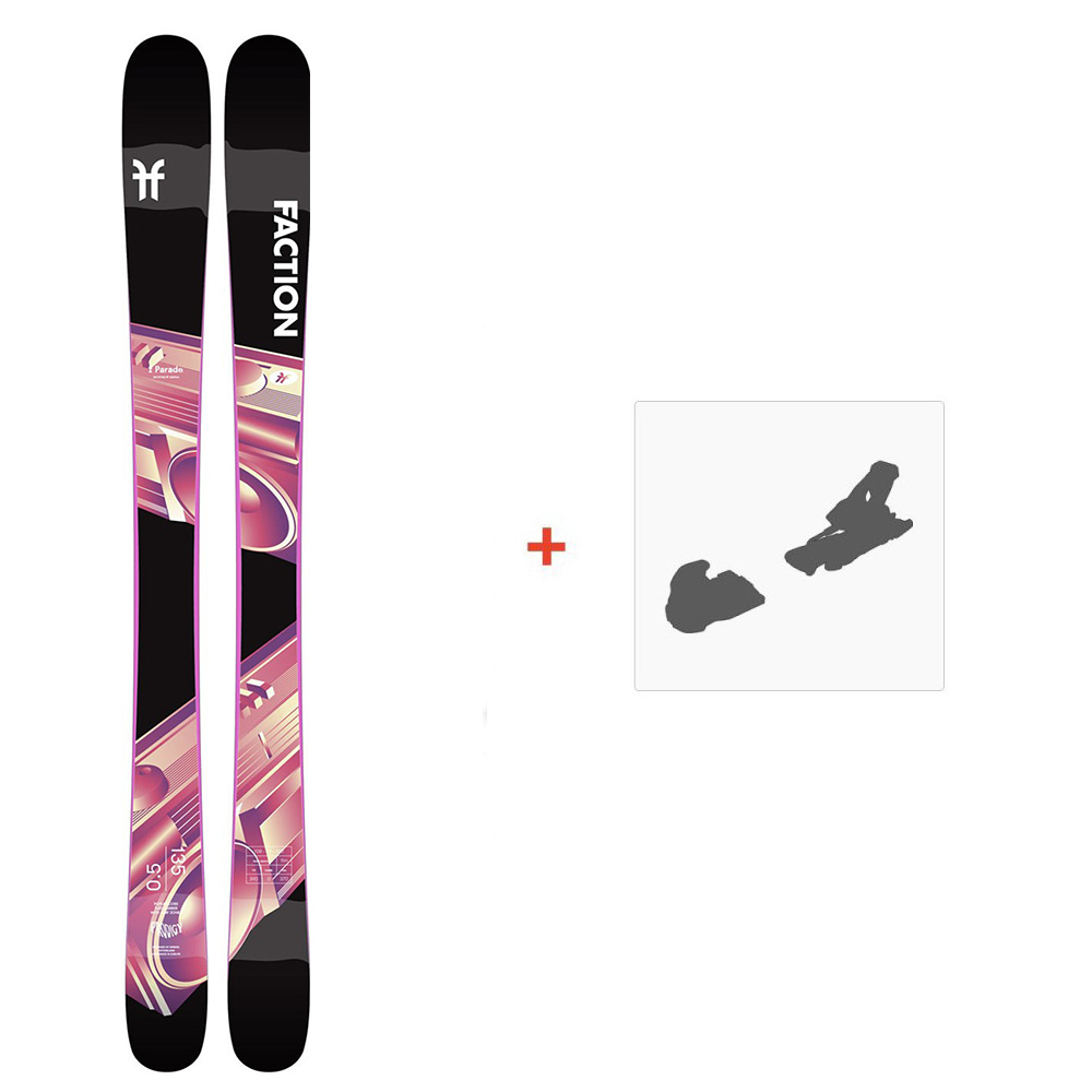 Faction Skis Prodigy 0.5