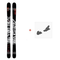 Ski Faction Prodigy 2.0 Colab 2020 + Fixations de skiFCSK20-PR2C-PJ