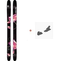 Ski Faction Prodigy 3.0 2020 + SkibindungenFCSK20-PR3Z-ZZ