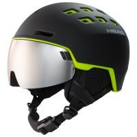 Head Radar Black/Lime 2020