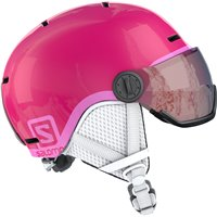 Salomon Grom Visor Glossy Pink 2020