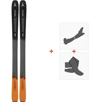 Ski Atomic Vantage 97 TI 2020 + Fixations de ski randonnée + Peaux