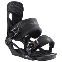 Fixation Snowboard Head NX One Black 2020