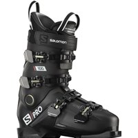 Salomon S/Pro 100  Black/Belluga/Red 2020